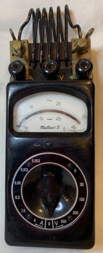 Multimeter mit Shunt